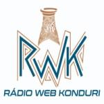 Logo da emissora Rádio Web Konduri