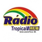 Logo da emissora Rádio Tropical 89.3 FM