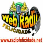 Logo da emissora Web Rádio Felicidade