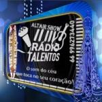Logo da emissora Rádio Talentos