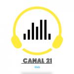 Logo da emissora Web Rádio Canal 21