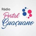 Logo da emissora Rádio Portal Guacuano