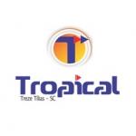 Logo da emissora Rádio Tropical 99.1 FM