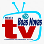 Logo da emissora Rádio e TV Boas Novas