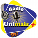 Logo da emissora Rádio Unimais