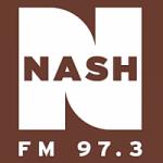 Logo da emissora Radio WFYR Nash 97.3 FM