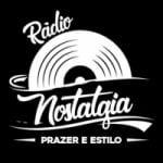 Logo da emissora Rádio Nostalgia FM