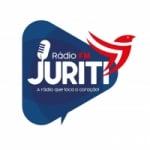 Logo da emissora Rádio Juriti FM