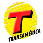 Logo da emissora Rádio Transamérica 104.5 FM