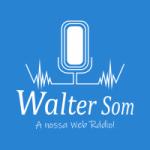Logo da emissora Web Rádio Walter Som