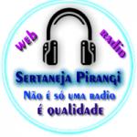 Logo da emissora Web Rádio Sertaneja Pirangi