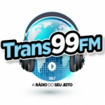 Logo da emissora Rádio Trans 99 FM