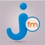 Logo da emissora Rádio J FM 103.7