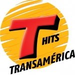 Logo da emissora Rádio Transamérica Hits 106.5 FM