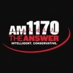Logo da emissora Radio KCBQ 1170 AM