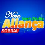 Logo da emissora Rádio Nova Aliança Sobral