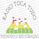 Logo da emissora Rádio Toca Tudo
