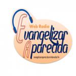Logo da emissora Web Rádio Evangelizar Aparecida