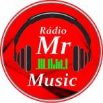 Logo da emissora Rádio Mr Music