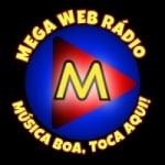 Logo da emissora Mega Web Rádio