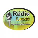 Logo da emissora Rádio Lavras