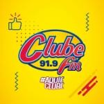 Logo da emissora Rádio Clube 91.9 FM