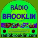 Logo da emissora Rádio Brooklin