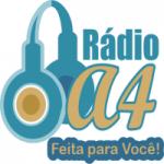 Logo da emissora Rádio A4