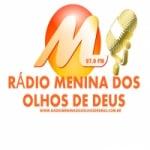 Logo da emissora Web Rádio Menina Dos Olhos De Deus