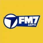 Logo da emissora Radio Siete Arpis 101.7 FM