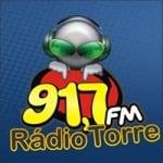 Logo da emissora Rádio Torre 91.7 FM