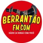 Logo da emissora Web Rádio Berrantão FM