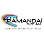 Logo da emissora Rádio Tramandaí 920 AM