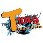 Logo da emissora Rádio Transaleste 104.9 FM