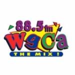 Logo da emissora Radio WGCA 88.5 FM