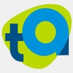 Logo da emissora Rádio Transativa 91.3 FM