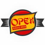 Logo da emissora Opek Rádio Web