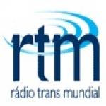 Logo da emissora Rádio Transmundial Ondas Curtas 25m 31m
