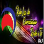 Logo da emissora Rede Luz De Comunicação Rádio e TV