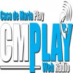 Logo da emissora Web Rádio Casa De Maria