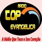 Logo da emissora Rádio Top Evangélica