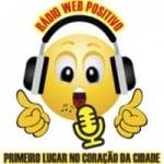 Logo da emissora Web Rádio Positivo