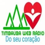 Logo da emissora Timbaúba Web Rádio
