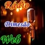 Logo da emissora Rádio Dimensão Web