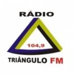 Logo da emissora Rádio Triângulo 104.9 FM