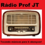 Logo da emissora Web Rádio Prof JT