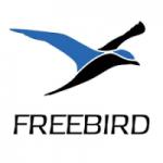 Logo da emissora Rádio Free Bird Rock