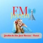 Logo da emissora Web Rádio FM Jovem