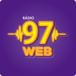 Logo da emissora Rádio 97 Web