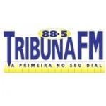 Logo da emissora Rádio Tribuna 88.5 FM